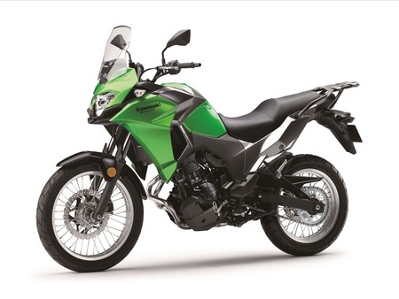 Filosofía trail de la buena, con la Kawasaki Versys-X 300