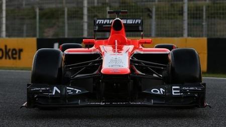 Así se monta un Fórmula 1