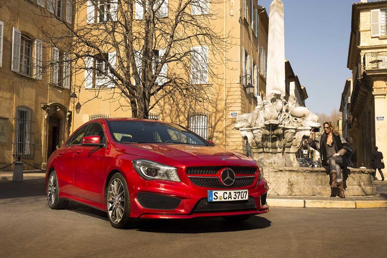 Foto de Mercedes-Benz Clase CLA (Saint-Tropez) (47/51)