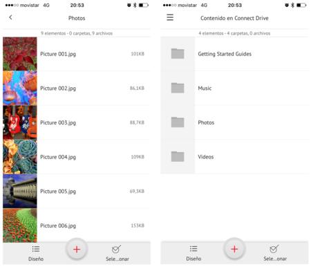 Sandisk Connect App