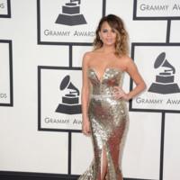 Christine Teigen Grammy 2014