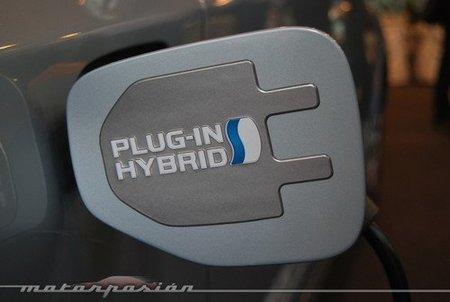 El Prius Plug-In sustituirá al modelo actual en el 2014