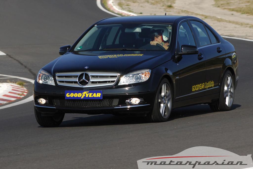 Foto de Mercedes Clase C 200 CDI BlueEfficiency (prueba) (45/56)