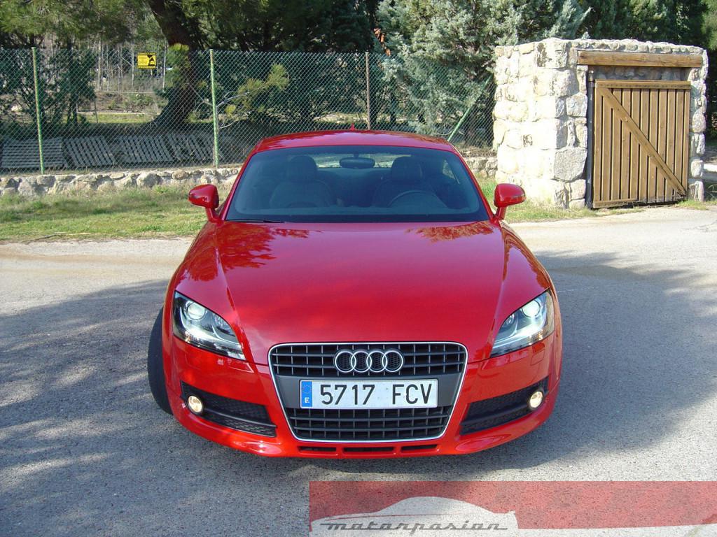 Foto de Audi TT Coupé (18/19)