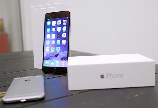 Bienvenidos, iPhone 6 y iPhone 6 Plus
