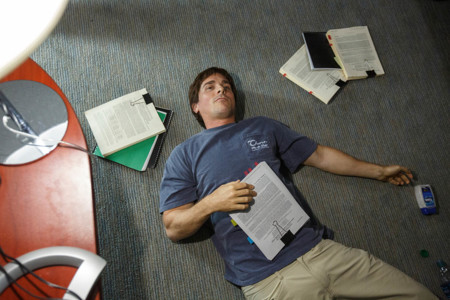 Christian Bale En La Gran Apuesta