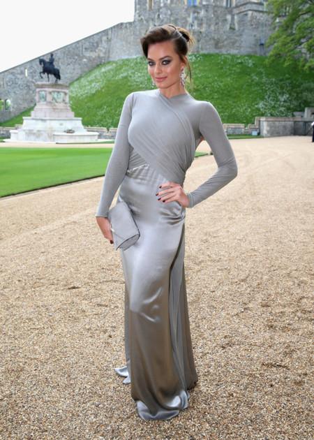 Margot Robbie Ralph Lauren castillo de Windsor