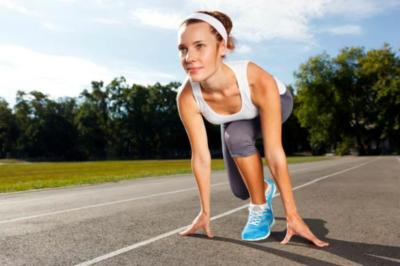 Cómo reposar el peso del cuerpo durante la carrera