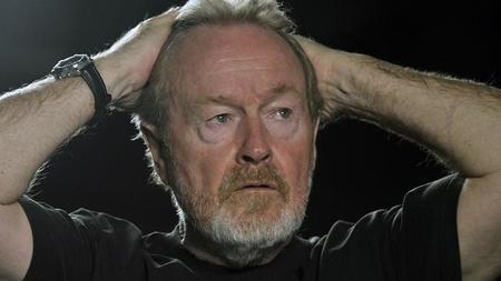 Ridley Scott prepara una miniserie sobre el ébola