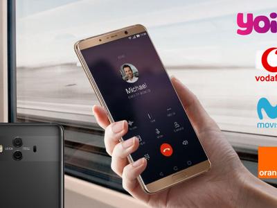 ¿Dónde comprar el Huawei Mate 10 más barato? Comparativa precios a plazos con operadores móviles
