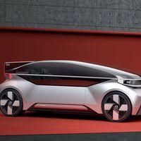 El Volvo 360c Autonomous Concept propone cambiar tu vuelo por un viaje terrestre a todo lujo