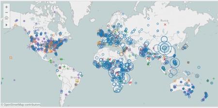 Mapa Vacunas