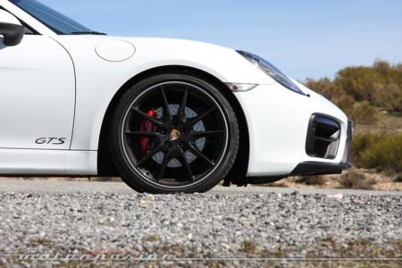 Porsche Cayman GTS Prueba 4