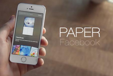 Paper, probamos la nueva app de Facebook