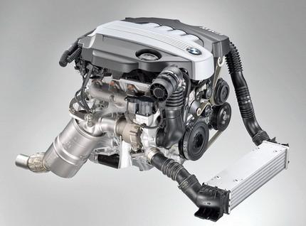 BMW presenta sus nuevos motores diesel