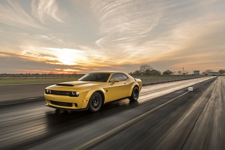 Hennessey Hpe1000 Dodge Demon 27