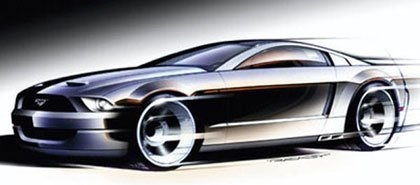 2009 Ford Mustang Concept