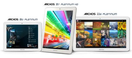 Archos Platinum 116