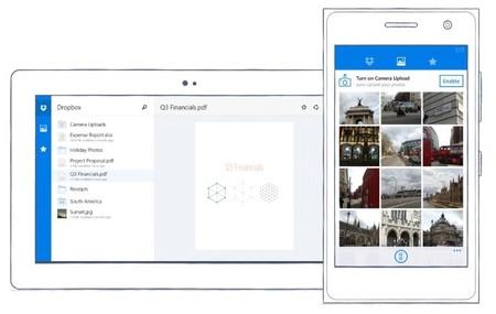 Dropbox estrena su aplicación para Windows Phone y Windows 8.1, desarrollada por Rudy Huyn