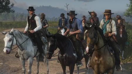 Este será todo el elenco de personajes principales que aparecerán en Red Dead Redemption 2