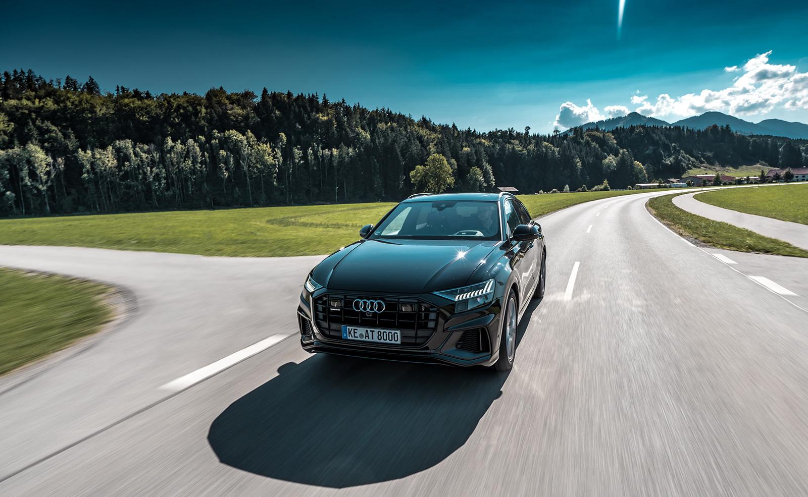Foto de Audi Q8 50 TDI ABT (2/10)