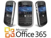 RIM lanza gratuitamente el servicio Blackberry Enterprise de la mano de Microsoft Office 365