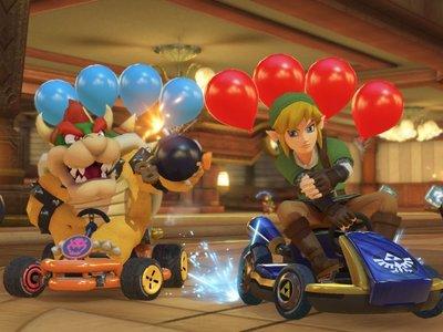 Mario Kart 8 Deluxe: así es su Modo Batalla y estos son los 60 amiibo compatibles
