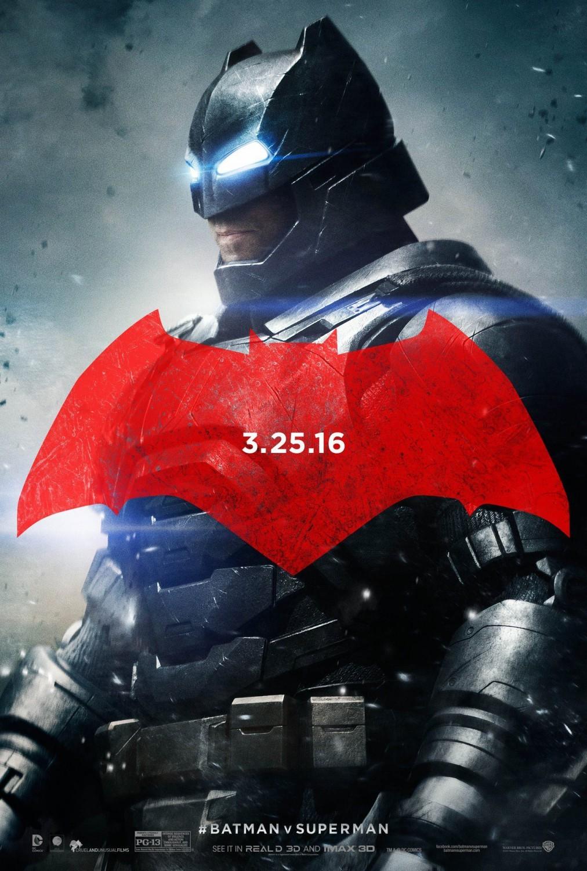 Foto de 'Batman v Superman: El amanecer de la justicia', carteles (7/14)