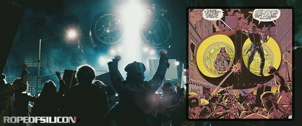 Foto de 'Watchmen', nuevas imágenes y comparativa (6/14)