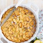 Descubre la receta de la tarta de manzana más fácil del mundo ( y una de las más ricas)
