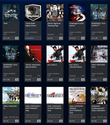 Square Enix Sale 2