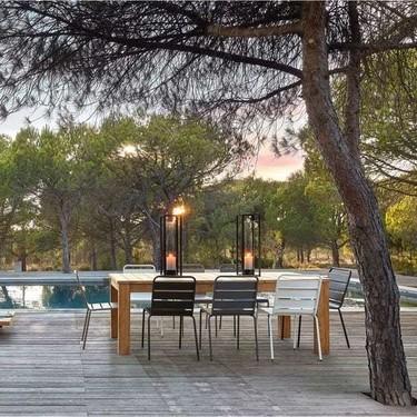 11 mesas de comedor, para jardín y terraza, de distintos materiales y estilos (desde 30 euros)