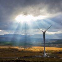 El 37% de la energía irlandesa ya la proporcionan sus centrales eólicas