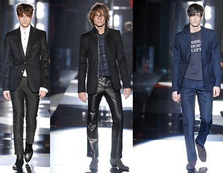 Roberto Cavalli en la Semana de la Moda de Milán Masculina