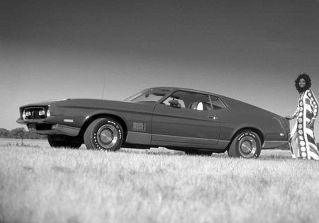 Ford Mustang Mach 1 Historia 7