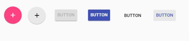 Buttons example Material Design Lite - TinoShare.com