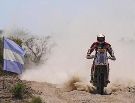 Dakar 2009: jornada de descanso