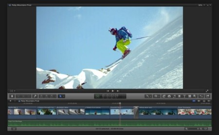Final Cut Pro X 10.1, la nueva versión del editor de vídeo de Apple