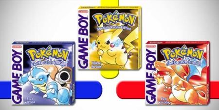 Nostalgia a la vista, Pokémon Rojo, Azul y Amarillo llegarán a la consola  virtual del 3DS