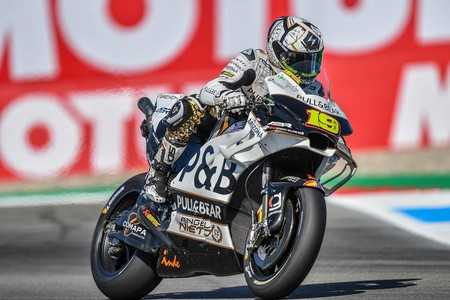 Alvaro Bautista Gp Holanda Motogp 2018 2
