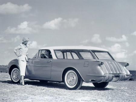 Corvette Nomad Concept Car