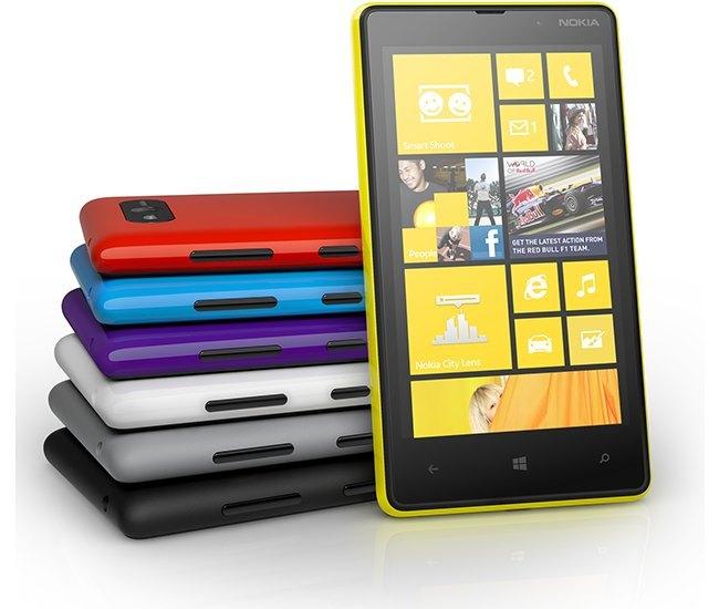 Nokia 820 colores