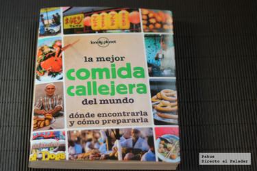 La mejor comida callejera del mundo. Libro de recetas