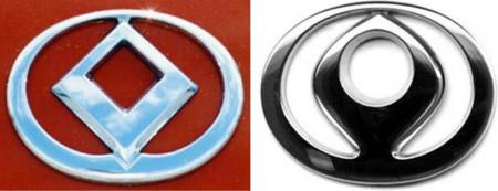 logos de coches mazda y la fuerza de los s237mbolos