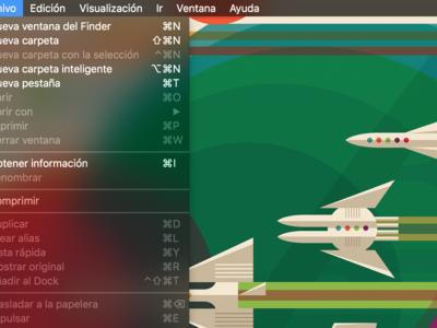 Esto es lo que tienes que hacer para activar el Dark Mode de OS X con un atajo de teclado