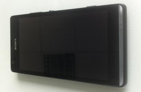 Sony Mobile C530X 'HuaShan', primeras imágenes