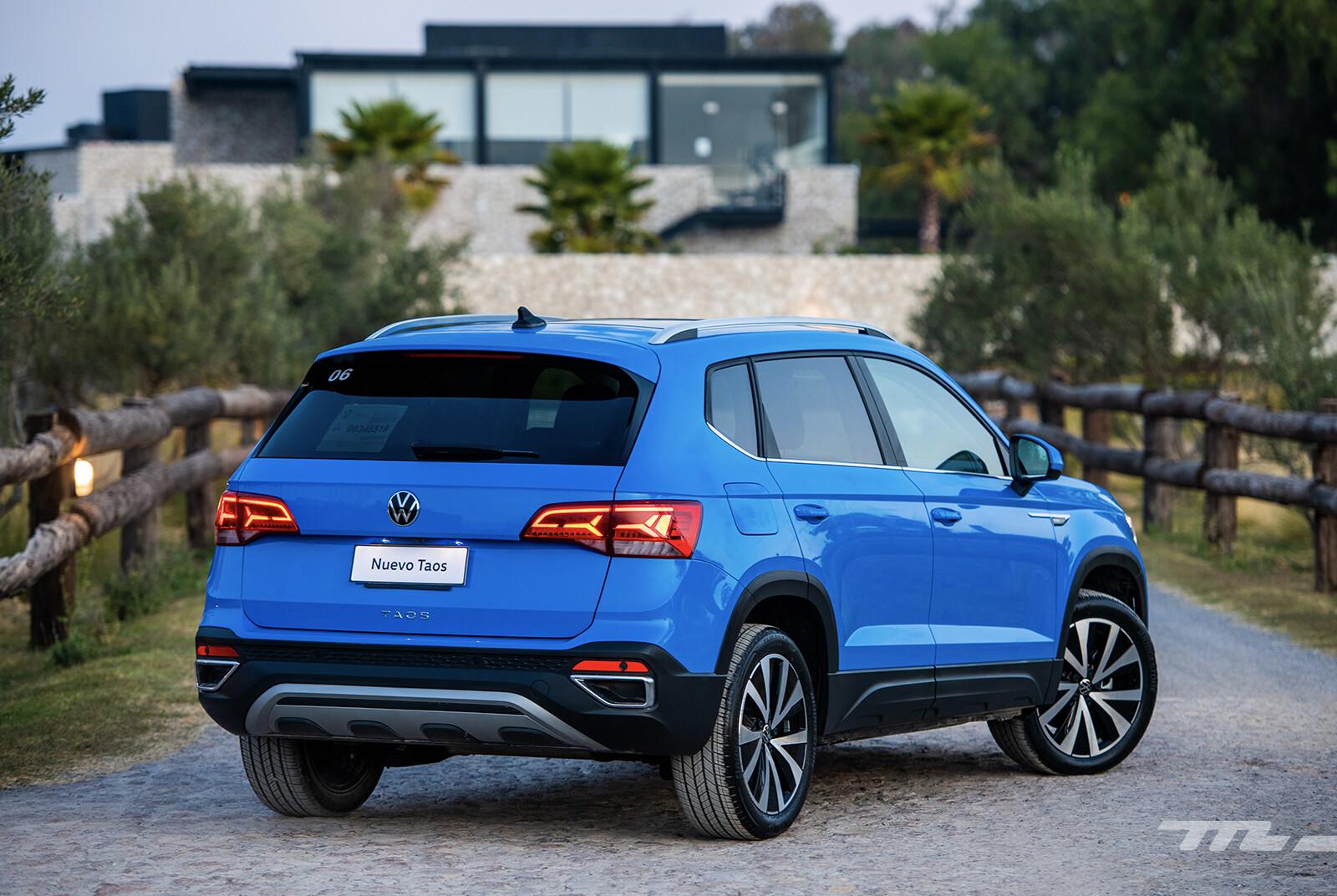 Foto de Volkswagen Taos (lanzamiento en México) (9/30)
