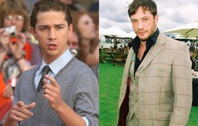 Shia LaBeouf y Tom Hardy en 'The Wettest County in the World', lo nuevo de John Hillcoat