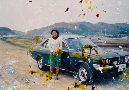 Fotografía encontrada en la zona del desastre, autor desconocido