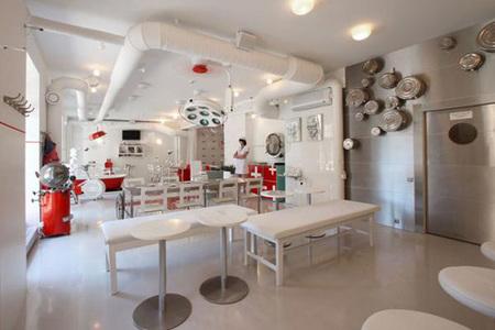 Hospitalis: restaurante muy saludable